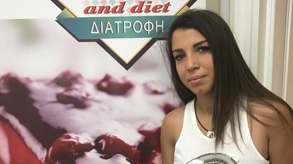 Η Μαρία Σαμαρινού δοκιμάζει την Taste and Diet
